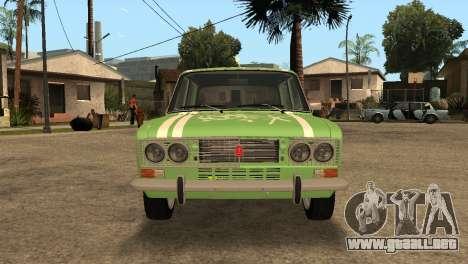 VAZ 2103 para GTA San Andreas left