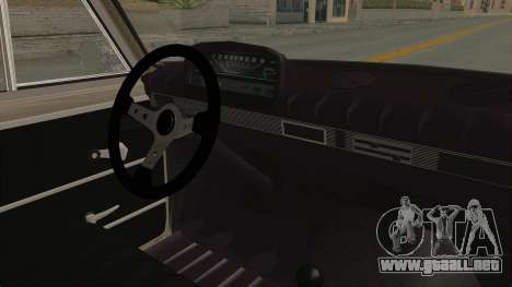 Seat 1430 FU para visión interna GTA San Andreas