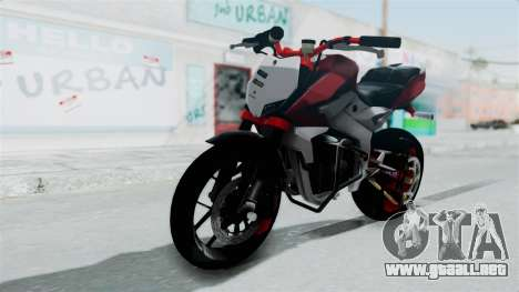 Pulsar 200NS Stunt para GTA San Andreas