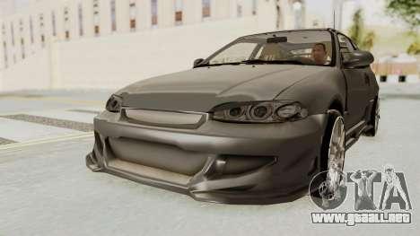 Honda Civic Hatchback 1994 Tuning para GTA San Andreas