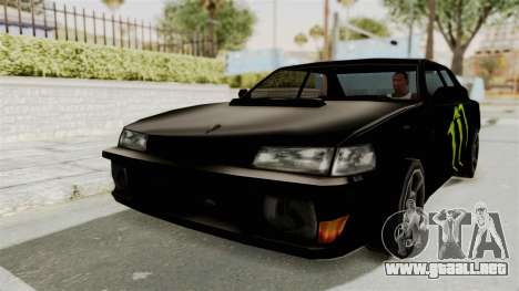 Monster Sultan para GTA San Andreas