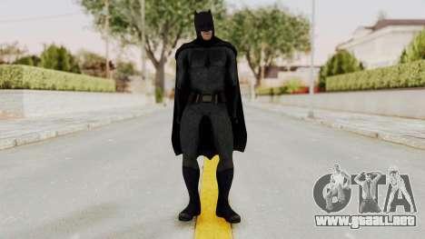 Batman vs. Superman - Batman para GTA San Andreas segunda pantalla