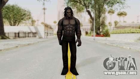 Marvel Future Fight - Lash para GTA San Andreas segunda pantalla