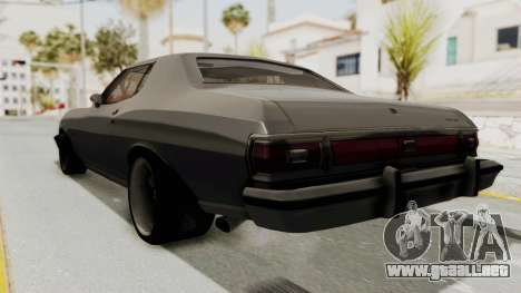 Ford Gran Torino 1975 Special Edition para GTA San Andreas left