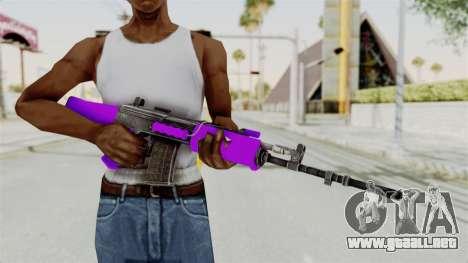 IOFB INSAS Violet para GTA San Andreas tercera pantalla