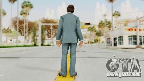 Scarface Tony Montana Suit v3 para GTA San Andreas tercera pantalla