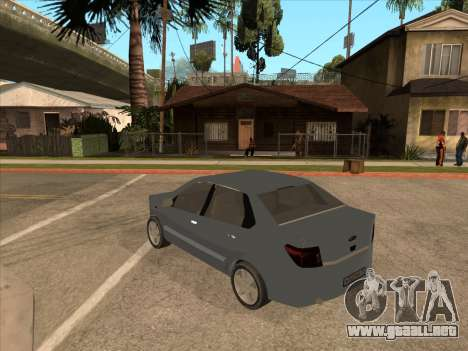 Datsun on-DO para visión interna GTA San Andreas