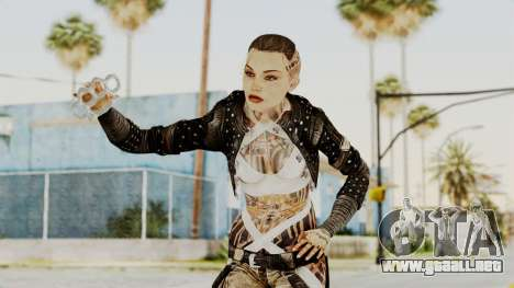 Mass Effect 3 Jack para GTA San Andreas