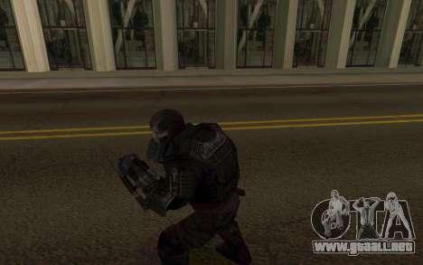 Crossbones para GTA San Andreas tercera pantalla