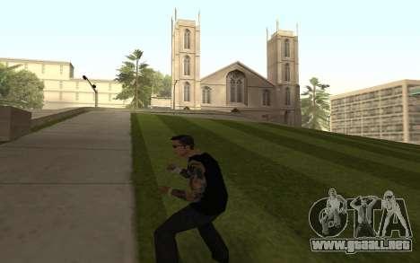 Wuzimu para GTA San Andreas tercera pantalla