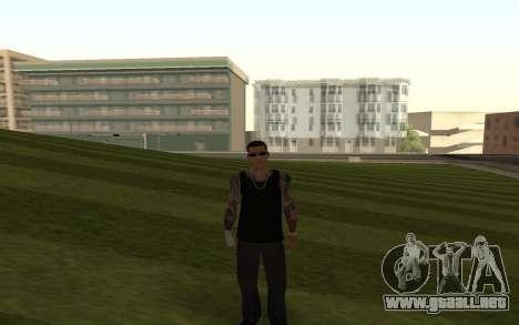 Wuzimu para GTA San Andreas