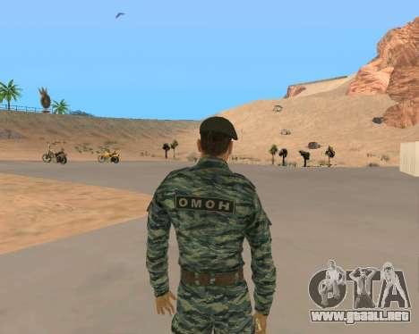 Pak Militar Ruso para GTA San Andreas twelth pantalla