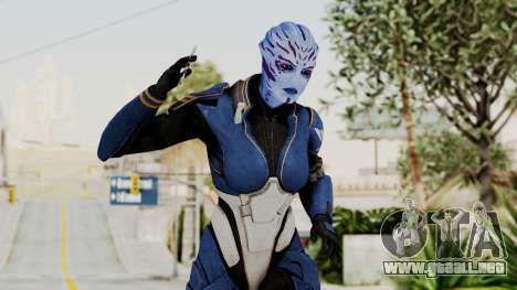 Mass Effect 2 Tesla Vasir para GTA San Andreas