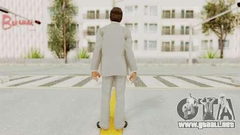 Scarface Tony Montana Suit v1 para GTA San Andreas tercera pantalla