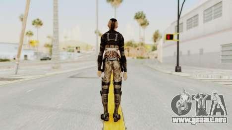 Mass Effect 3 Jack para GTA San Andreas tercera pantalla