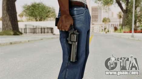 Liberty City Stories Colt Python para GTA San Andreas