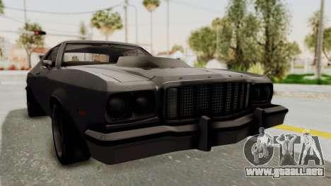 Ford Gran Torino 1975 Special Edition para GTA San Andreas