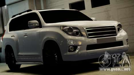 Toyota Land Crusier Prado 150 para GTA 4