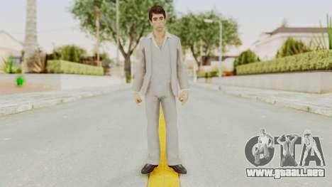 Scarface Tony Montana Suit v1 para GTA San Andreas segunda pantalla