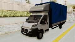 Fiat Ducato Work Van v2