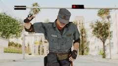 MGSV Phantom Pain Zero Risk Security Combat v2