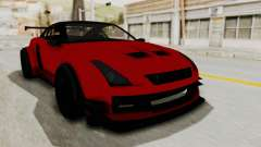 GTA 5 Annis Elegy Twinturbo No Spec