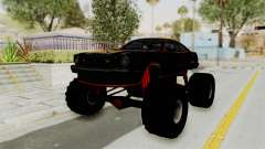 Ford Mustang King Cobra 1978 Monster Truck