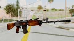 IOFB INSAS Detailed Orange Skin para GTA San Andreas