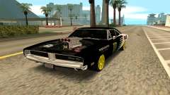 Dodge Charger 1969 para GTA San Andreas