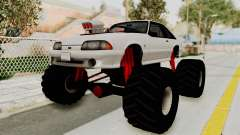 Ford Mustang 1991 Monster Truck para GTA San Andreas