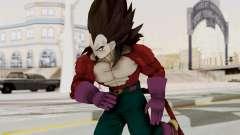 Dragon Ball Xenoverse Vegeta SSj4