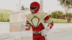 Mighty Morphin Power Rangers - Red Armor para GTA San Andreas