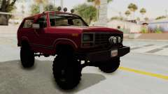 Ford Bronco 1985 Lifted
