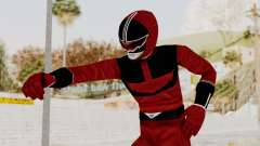 Power Rangers Time Force - Quantium para GTA San Andreas