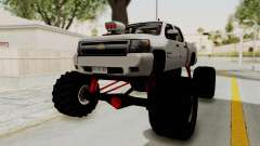 Chevrolet Silverado 2011 Monster Truck