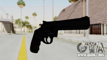 Colt .357 Black para GTA San Andreas