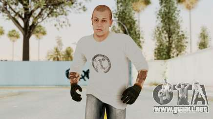 GTA 5 Tattooist v2 para GTA San Andreas