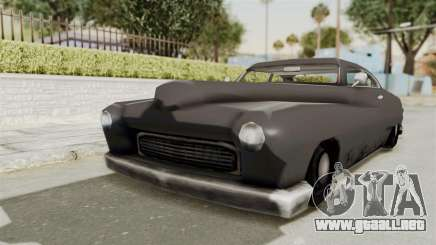Beta VC Hermes para GTA San Andreas