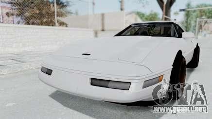 Chevrolet Corvette C4 Drift para GTA San Andreas
