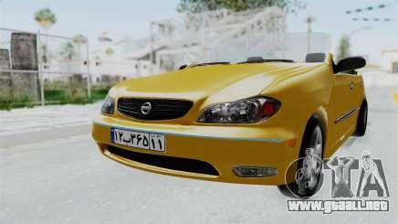 Nissan Maxima Spyder para GTA San Andreas