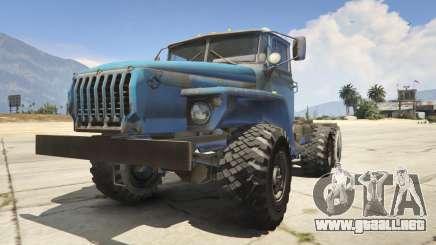 Ural-4320 1.2 para GTA 5