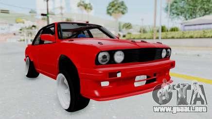 BMW M3 E30 Rocket Bunny Drift Style para GTA San Andreas