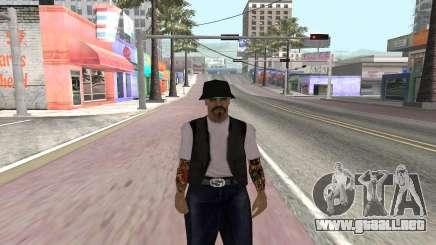 San Fierro Rifa Member para GTA San Andreas