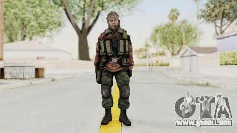 Battery Online Russian Soldier 2 para GTA San Andreas segunda pantalla