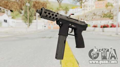 Tec-9 HD para GTA San Andreas