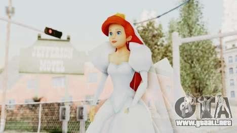 Ariel New Outfit v2 para GTA San Andreas tercera pantalla