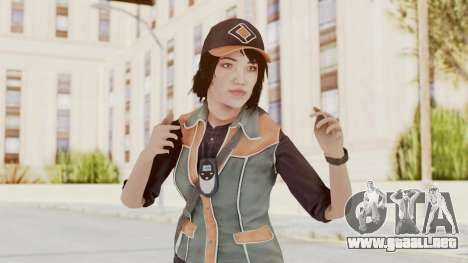 Assassins Creed 4 - Rebecca Crane para GTA San Andreas