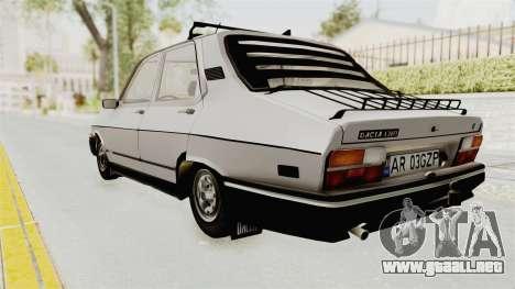 Dacia 1310 TX 1986 para GTA San Andreas left