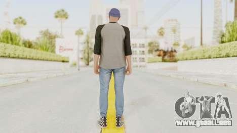 GTA 5 Skin Modified Eagle para GTA San Andreas tercera pantalla