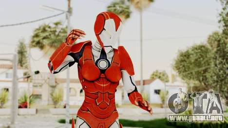 Marvel Heroes - Rescue para GTA San Andreas